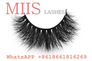 newest real sable fur eyelashes