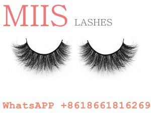 fashsionable sable fur eyelashes