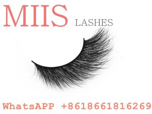 artificial mink 3d fur eyelash