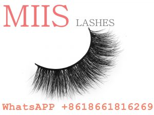 gorgeous 3d mink fur lashes