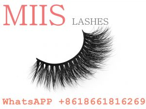 100% handmade mink lashes