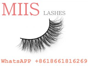 curly 3d real mink lashes