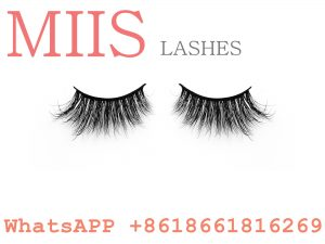 luxury strip eyelashes