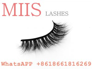 band mink 3D eyelashes