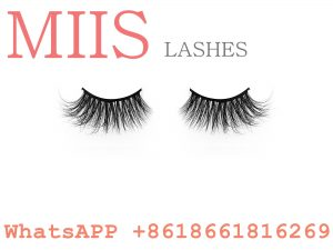 own custom lashes